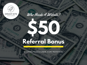 $50 Referral Bonus